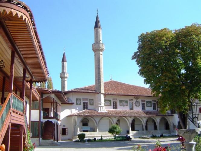 Ханский дворец (Украина, Крым, Бахчисарай) фотографии